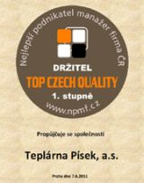 TOP CZECH QUALITY